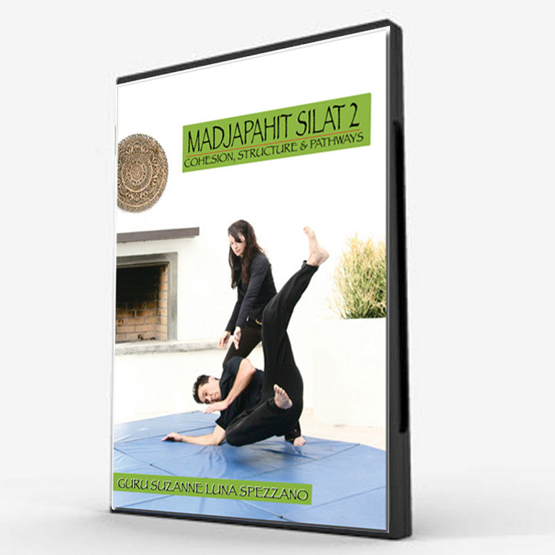 Madjapahit Silat 2 - Cohesion, Structure & Pathways DVD - Valley Martial Arts Supply