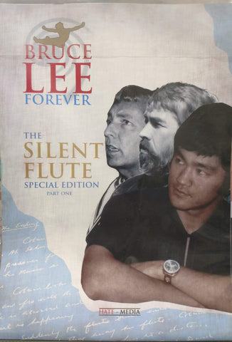 The Silent Flute, Pt. 1 Bruce Lee Poster Magazine