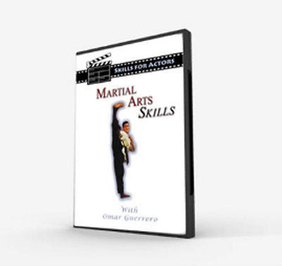 Martial Arts Skills for Actors DVD - Valley Martial Arts Supply