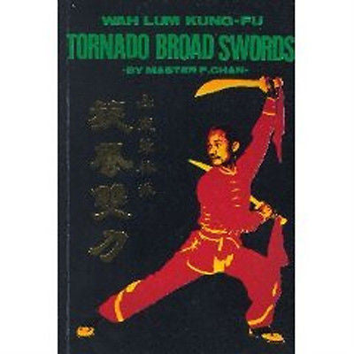Wah Lum Kung-Fu Tornado Broadswords - Valley Martial Arts Supply
