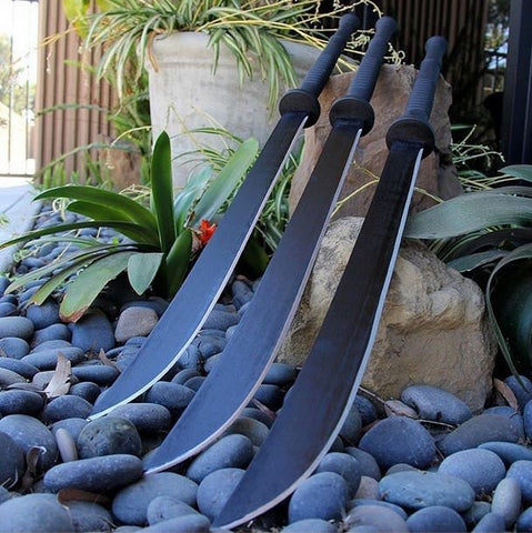 Thai Machete (With Sheath) - Valley Martial Arts Supply