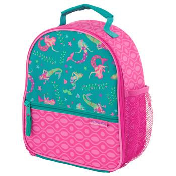 Stephen Joseph All Over Print Lunch Box - MERMAID - Milly's Boutique