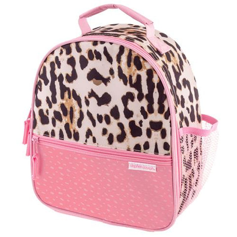 Stephen Joseph All Over Print Lunch Box - Leopard - Milly's Boutique