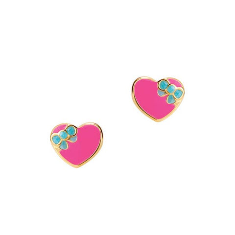 Sweetheart Collection- Be Mine Studs - Milly's Boutique