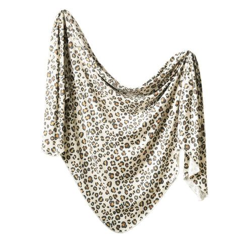 Copper Pearl Single Knit Swaddle Blanket- ZARA