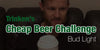 Cheap Beer Challenge🍺Bud Light - Day 1