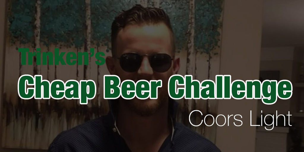 Cheap Beer Challenge🍺Coors Light - Day 5