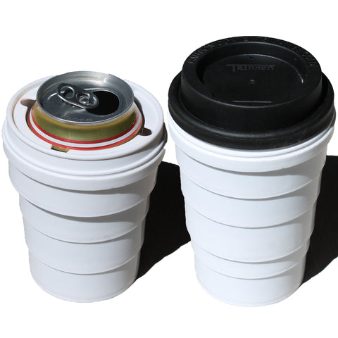 Image of 4 Trinken Lids and Cups