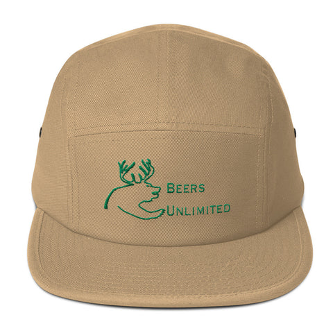 Image of BEERS UNLIMITED - Five Panel Cap