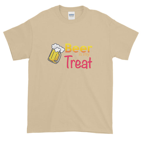 Image of Beer is my Treat T-Shirt (Halloween Special)