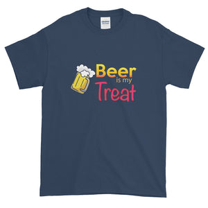 Beer is my Treat T-Shirt (Halloween Special)