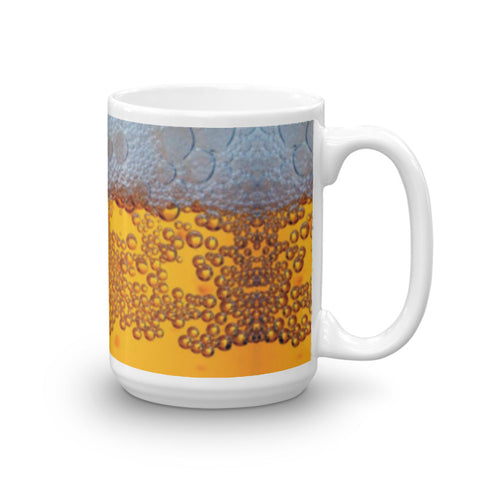 Image of Wish you were beer mug