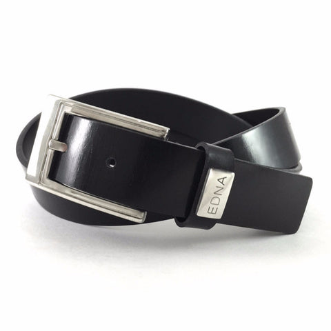 Milan Black Dress Belt