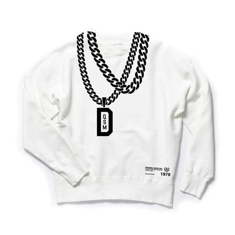 Dedication Chain Crew - White