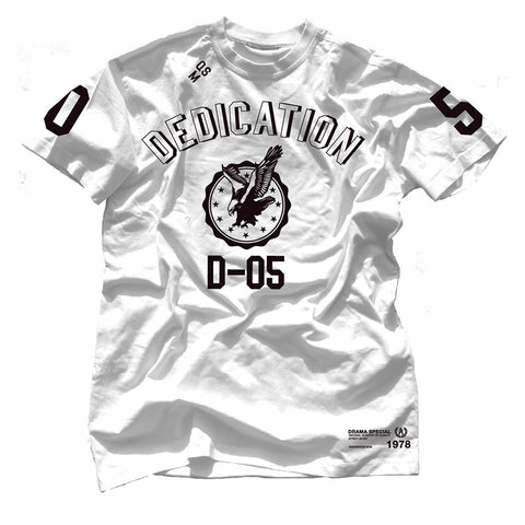Dedication D05 - White