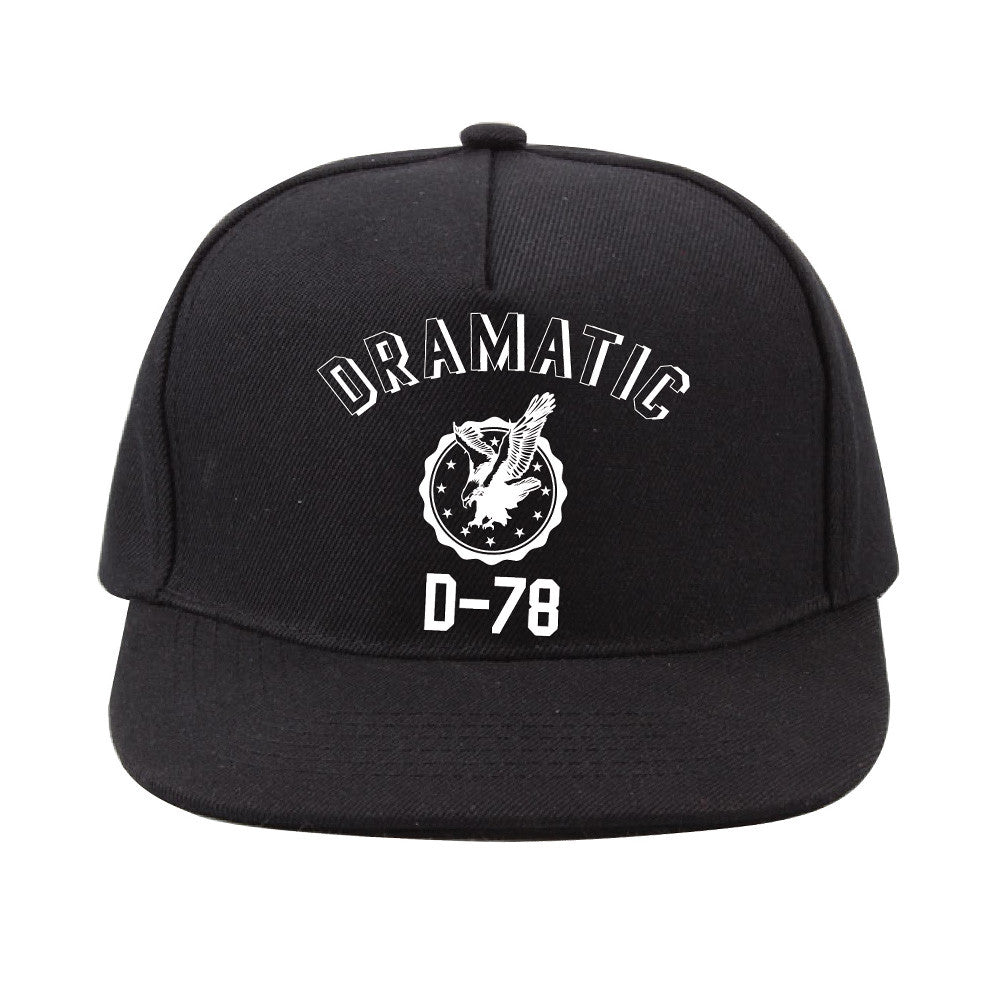 Dedication D05 Snapback - Black