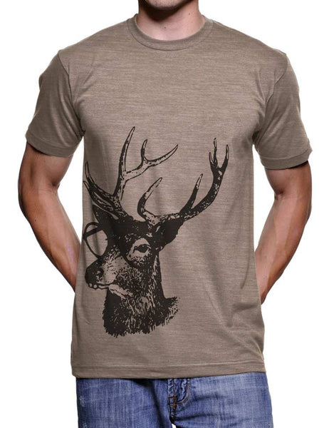Deer with Glasses T-Shirt