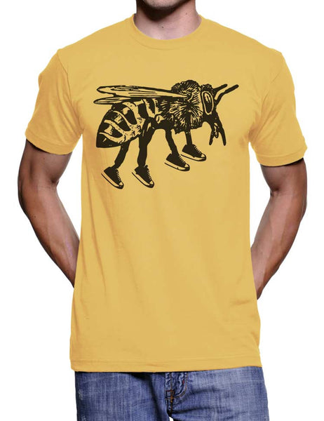 Mens Honey Bee T-Shirt