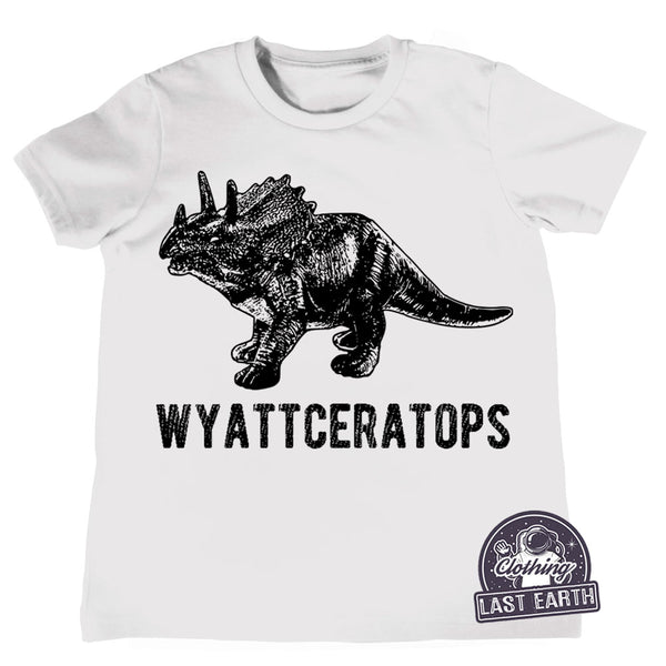 Personalized Triceratops