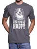 Born To Be Happy T-Shirt
