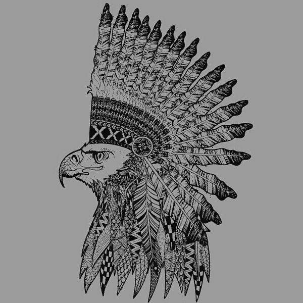 Eagle Headdress