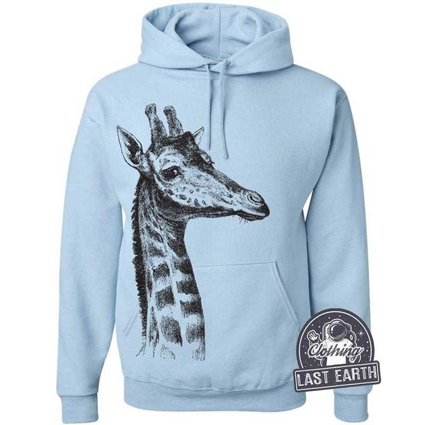 Giraffe Illustration T-Shirt