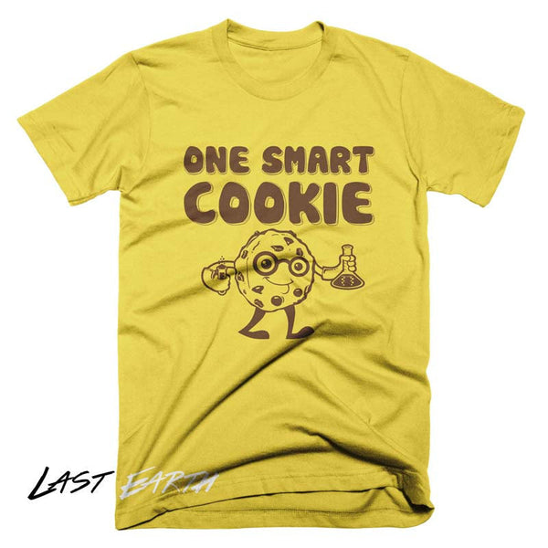 One Smart Cookie T Shirt | Funny Food Science Geek Shirt