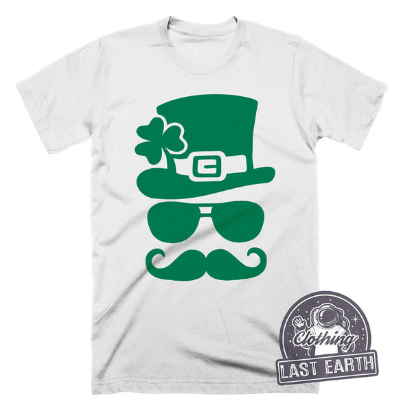 Leprechaun Shirt St Patricks Day Shirt Mens Funny Tshirt Womens Graphic Tees Drinking Shirt Shamrock Shirt St Pattys Day Shirt Funny Tshirts
