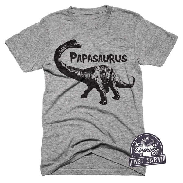 Papasaurus Shirt Dad Gift Dinosaur Shirt Dad Shirt Gift For Dad Papa Shirt Dads Birthday Anniversary Gift Funny Tshirts Fathers Day Gifts