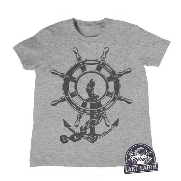 Anchor T-Shirt, Nautical Graphic Tee, Mens, Womens, Tank Top, Sweatshirt, Hoodie, Shirts, Gifts