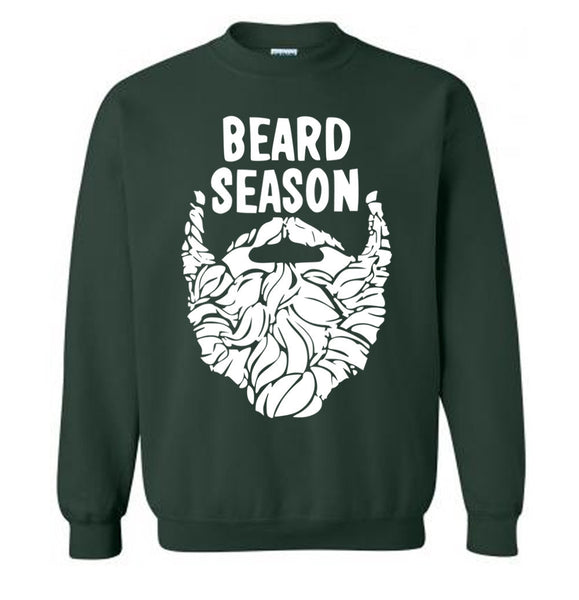 Beard Season Winter Sweater