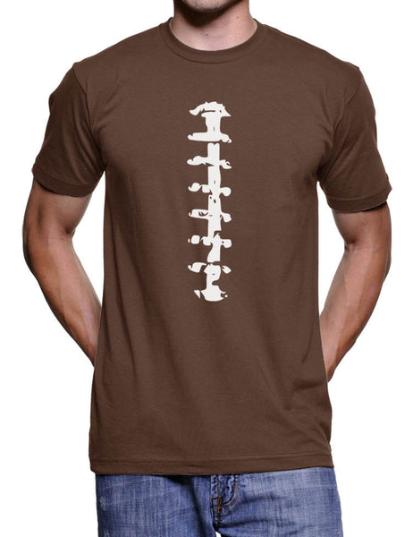 Football Game Day T Shirt - American Apparel Tshirt