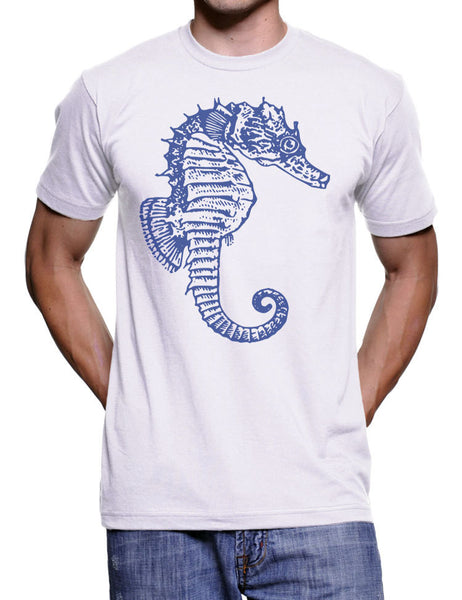 Seahorse T Shirt - American Apparel Tshirt - XS S M L Xl Xxl (Color Options)