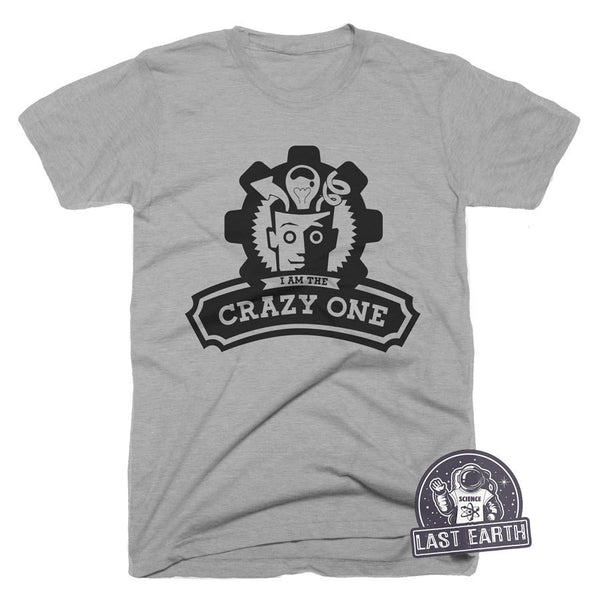 I Am The Crazy One T Shirt Funny Tees Gifts Crazy Uncle Tees Party Animal TShirts Crazy Aunt T Shirts Crazy Dad T Shirts Funny Gifts Tees