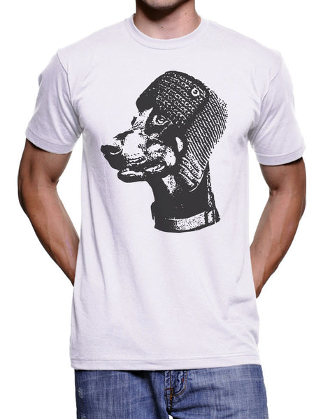 Doberman T Shirt - American Apparel Tshirt