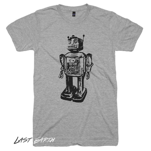 Robot Computer Geek T Shirt - Geeky Tech Nerdy Tees - Gifts For Him - Gift - Robots - Robot T Shirt - Unisex Tshirt Mens T-Shirt Boyfriend