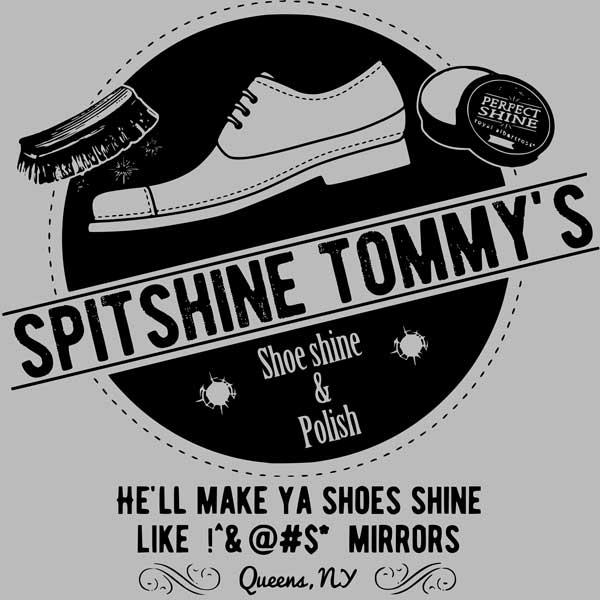 Spitshine Tommy's