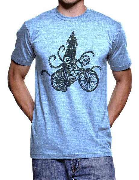 Squid on a Bike