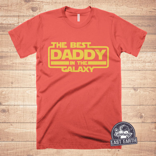 Best Daddy In The Galaxy