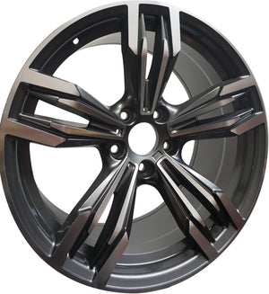 "19"" BMW 3 Series 4 Series Rims 5 Series 6 Series 528 535 545 550 645 640 650 Wheels"