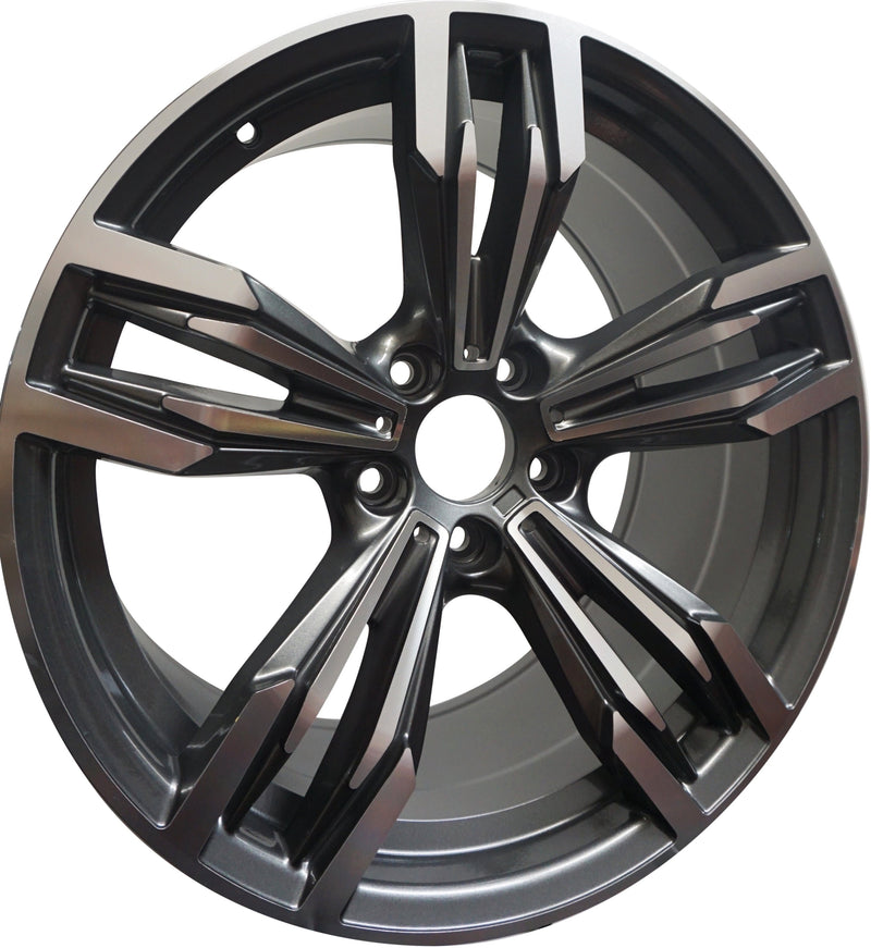 20 Inch BMW 3 Series 4 Series Rims 5 Series 6 Series 528 535 545 550 645 640 650 Wheels