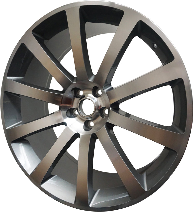 22 INCH DODGE CHARGER CHALLENGER RIMS HEMI SRT POLISHED MAGNUM 300C WHEELS