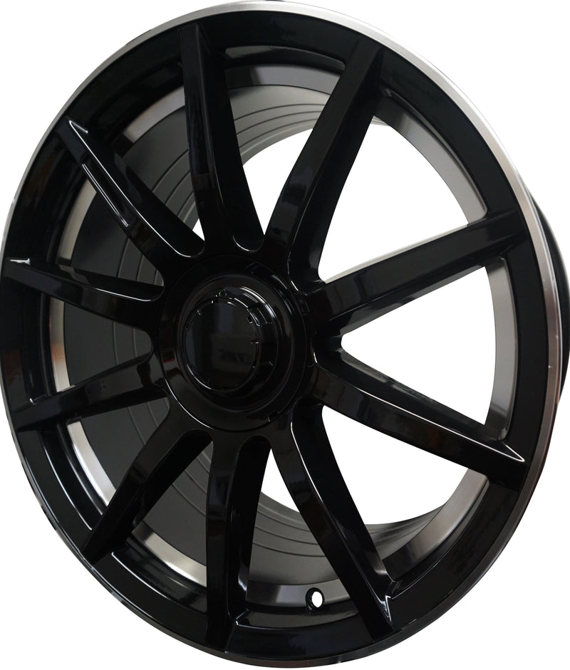 18 Inch Rims Fit Mercedes C Class C400 C350 C300 C250 C180 Wheels E550 E350 E300