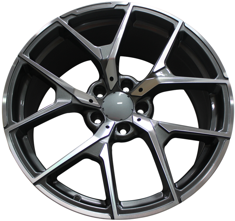 20 Inch Mercedes Staggered Wheels Fit E Class S Class AMG Models