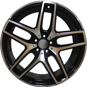 21 Inch Mercedes ML GL GLS GLE Rims Staggered Wheels