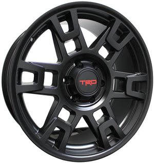 17 Inch Toyota TRD Style Rims Fit 4Runner FJ Cruiser Tacoma Fortuner Wheels