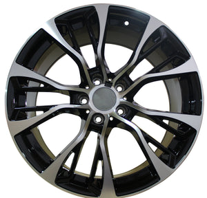 20 Inch Rims Fits BMW X6 X5 X4 M Sport Staggered X6M X5M X4M BMW Wheels
