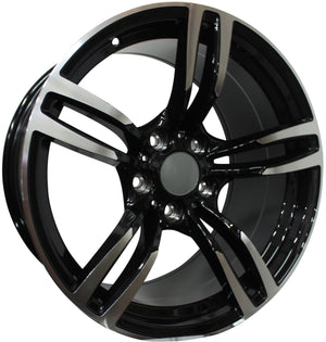 19 Inch Rims Fit BMW 3 Series 4 Series 5 Series 6 Series Wheels 320 328 330 335 428 435 540 550 640 650 Models