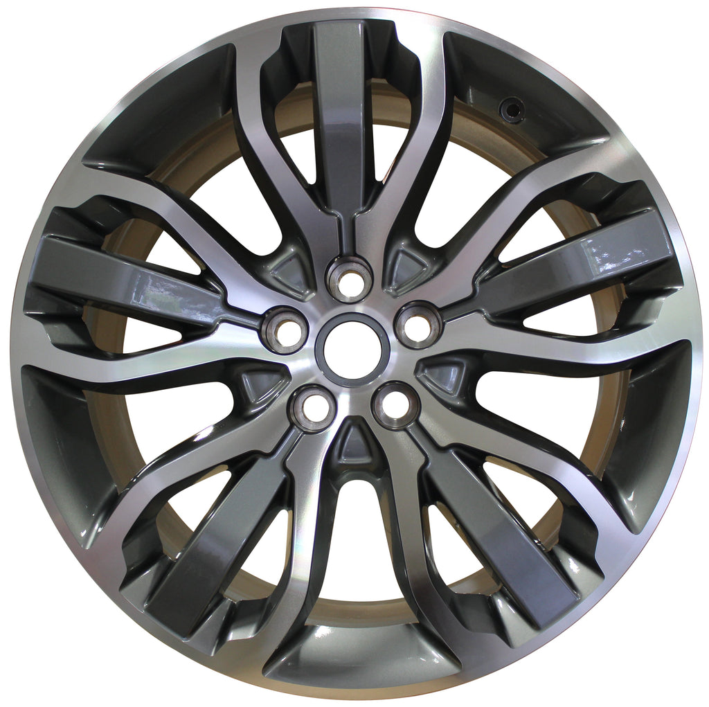 Range Rover Wheels >> 21 Inch Range Rover Rims Autobiography Style Sport Lr3 Lr4 Hse Wheels