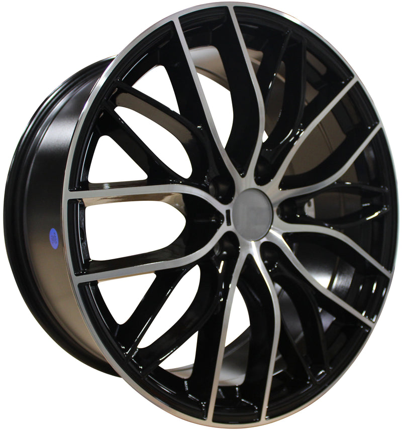 20 Inch Rims Fit BMW 3 Series 4 Series 5 Series 6 Series Wheels 320 328 330 335 428 435 540 550 640 650 Models